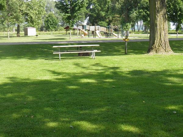Mud Lake Park: Campsite 23 -No Image