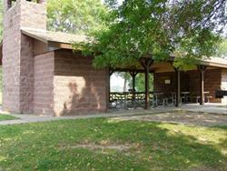 West Lake Park Shelter