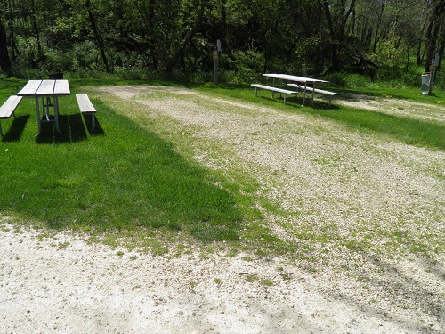 Fillmore Rec Area: Campsite 05 -No Image