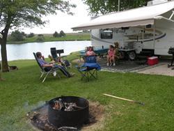 Lake Orient Campground -No Image