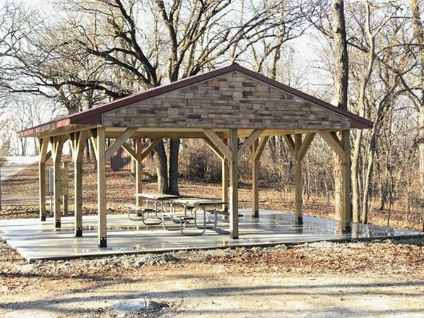 Garfield Park Shelter -No Image