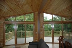 SCP Pine Grove Cabin Interior