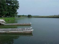 Docks Halvorson Campground