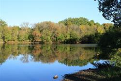 Alton Roadside Park Pond