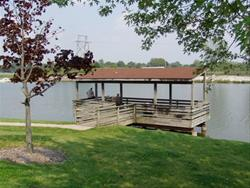 WLP Lake of the Hills Fishing Dock