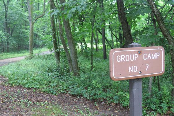 Group Camp #7 -No Image