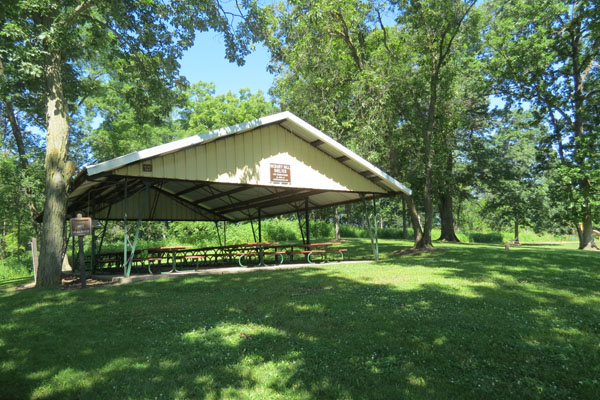 Hickory Hill Shelter