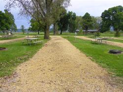 Mud Lake Park: Campsite 31 -No Image