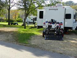 Swiss Valley Campground: Campsite 42 -No Image