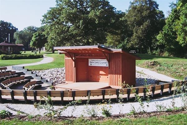 Calkins Nature Center & Amphitheater -No Image