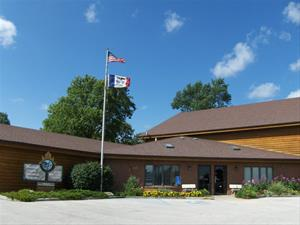 Iowa Welcome Center