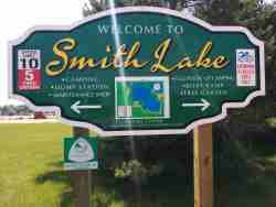 Smith Lake Entrance