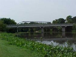 New Bridge at Otranto Park