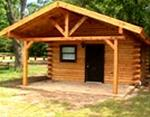 Cabins at Little Sioux Park