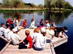 Wetland school program - Palo Alto County, IA