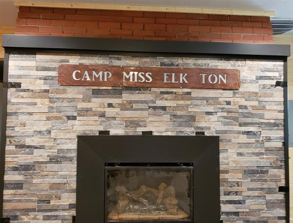 Camp Miss Elk Ton Cabin -No Image