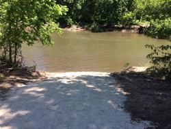 Chickasaw Park Canoe Launch
