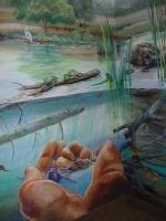 Wetland Mural