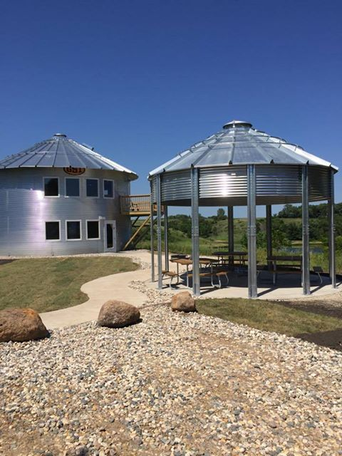 Dog Creek Grain Bins - Corn -No Image