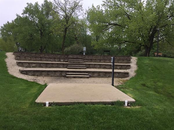 Amphitheater - Briggs Woods Park -No Image