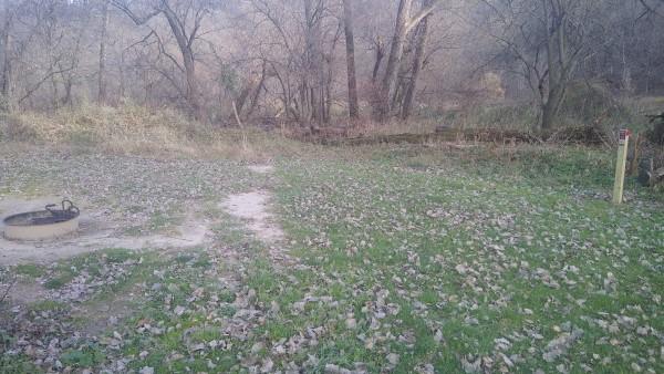 Bloody Run Campground, Campsite #13 -No Image