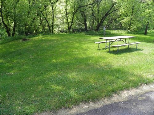 New Wine Park: Campsite 08 -No Image