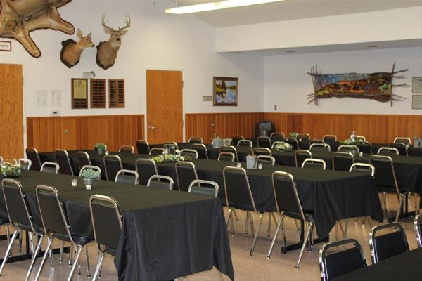 Conservation Center multi-purpose room -No Image