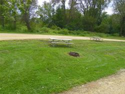 Mud Lake Park: Campsite 42 -No Image