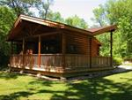 Pintail Cabin - Pinicon Ridge Park, Linn County Conservation (319) 892-6450