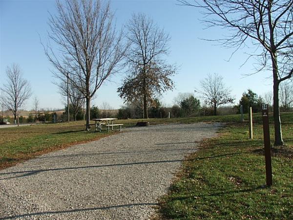 Roberts Creek East, Campsite 14 -No Image