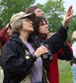 Bird Watching on Cedar View Trail