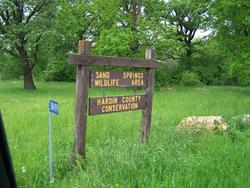 Sand Spring Wildlife Area