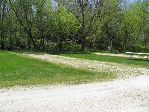 Fillmore Rec Area: Campsite 03 -No Image