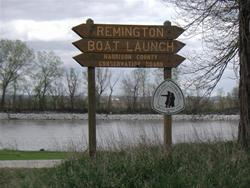 Remington Boat Launch