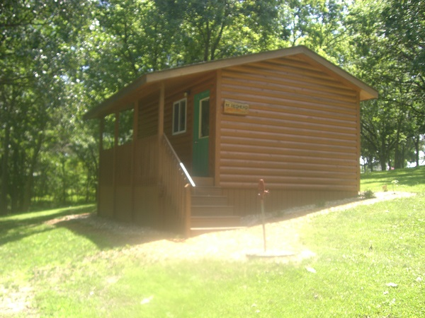 cabin 6 front