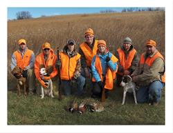 Pheasant Hunting at Willow Lake