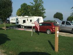 Roberts Creek East Campsite