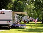 Flying Squirrel Campground, Pinicon Ridge Park - Linn County Conservation