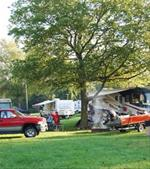 RV Camping at Otter Creek Lake and Park