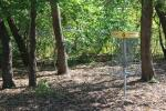 Disc Golf at Alton Roadside Park