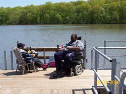 ADA Fishing Pier
