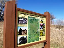 Hamilton Tapken Prairie Sign