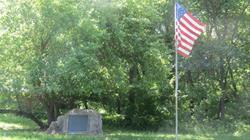 Jay G. Sigmund Memorial Site