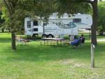 Camping at Hickory Grove