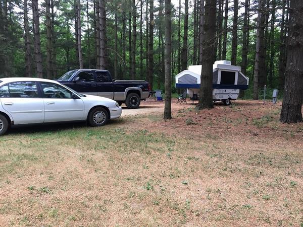 Fontana Park Campsite #5 -No Image