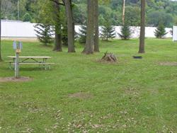 Mud Lake Park: Campsite 10 Restricted No Class A -No Image