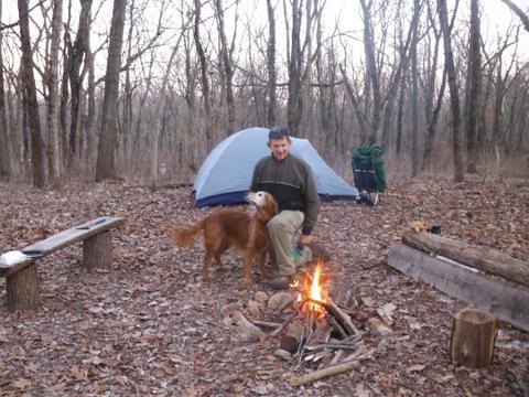 Remote Camping -No Image