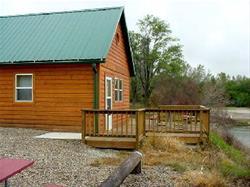 Nishna Bend Loft Cabin -No Image