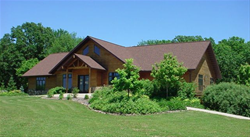 Prairie's Edge Nature Center - Howard CCB