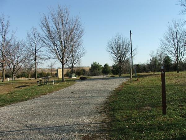 Roberts Creek East, Campsite 13 -No Image